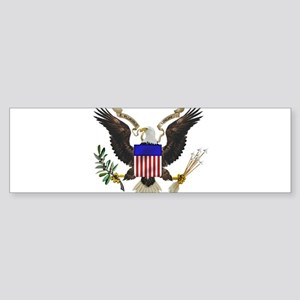 Great Seal Eagle Sticker (Bumper)