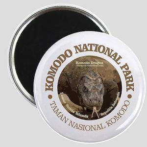 Komodo National Park Magnets