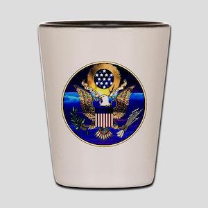 US Seal Drinkware Shot Glass