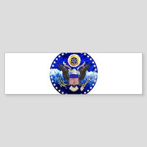 US Seal Drinkware Sticker (Bumper)