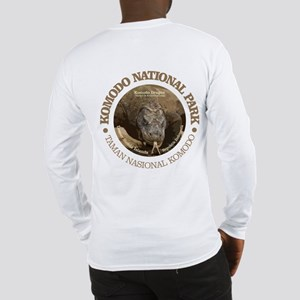 Komodo National Park Long Sleeve T-Shirt