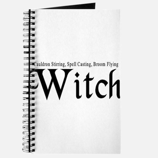 Witch Journal