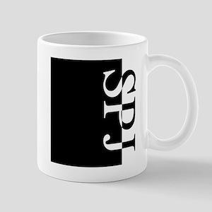 SPJ Typography Mug
