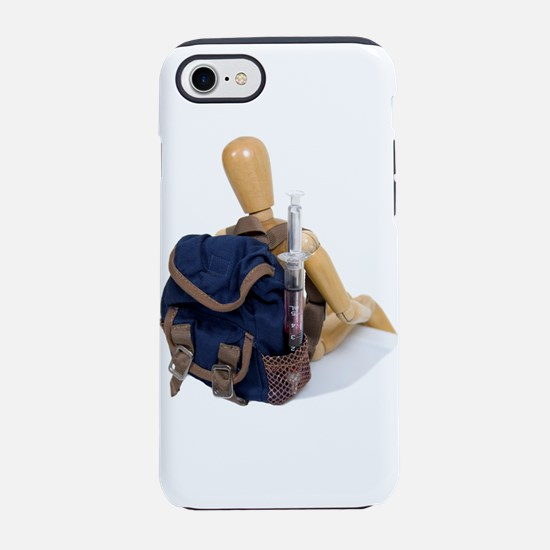 HealthCareOnTheGo091809.png iPhone 7 Tough Case