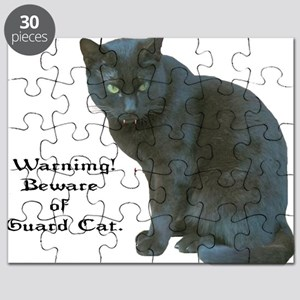 Guard Cat Puzzle