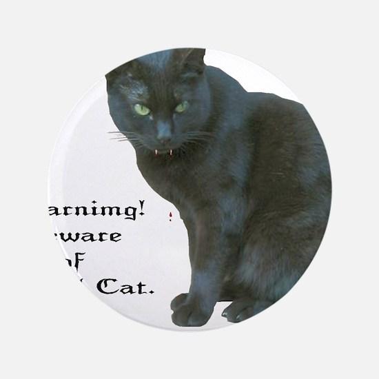 "Guard Cat 3.5"" Button"