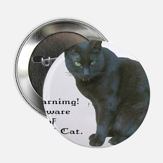 "Guard Cat 2.25"" Button"