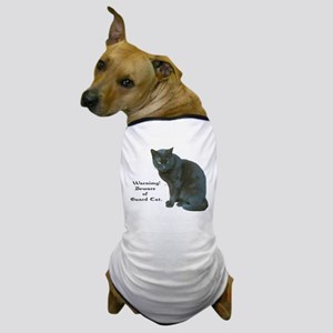 Guard Cat Dog T-Shirt