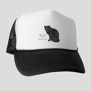 Guard Cat Trucker Hat