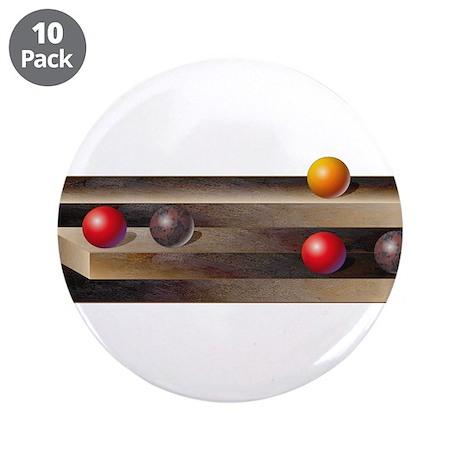 "Optical Shelves 3.5"" Button (10 pack)"