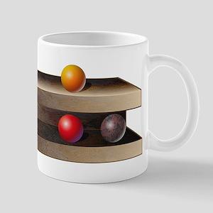 Optical Shelves Mug
