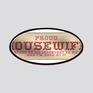 Proud Housewife Patches