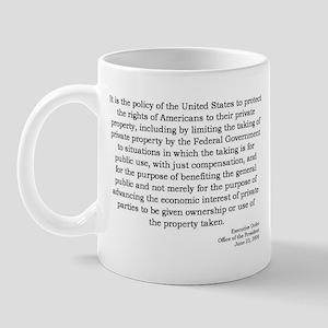 Executive Order Mug