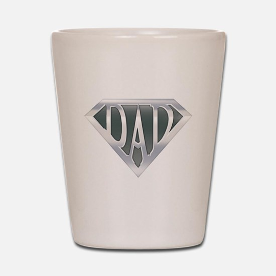 Super Dad Shot Glass