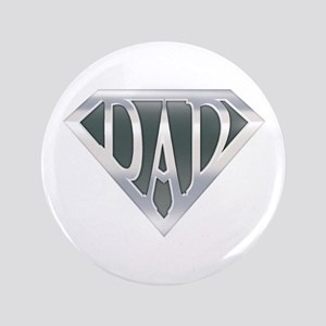 """Super Dad 3.5"""" Button"""