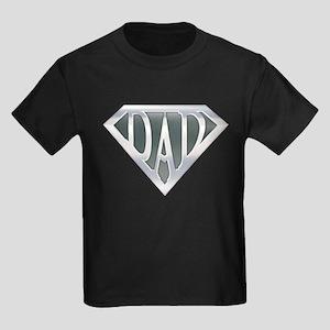 Super Dad Kids Dark T-Shirt