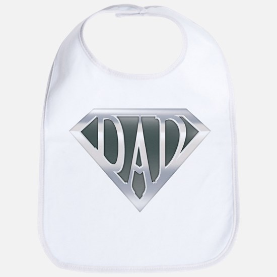 Super Dad Bib