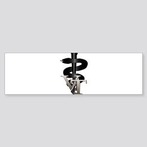 Veterinary Tech Sticker (Bumper)