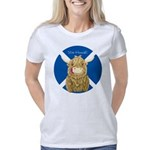 Wee Hamish Highland Cow (S Women's Classic T-Shirt