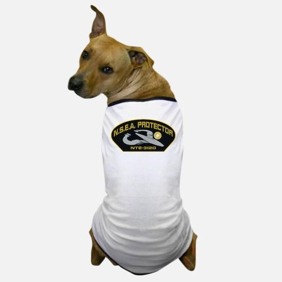 NSEA Cap Patch Dog T-Shirt