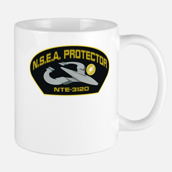 NSEA Cap Patch Mug