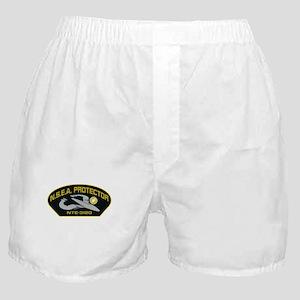 NSEA Cap Patch Boxer Shorts