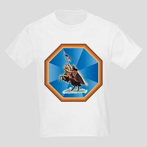 Knight Templar Kids Light T-Shirt