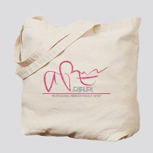 Airbrushed Rouge Tote Bag