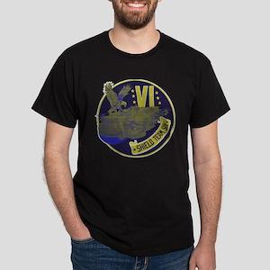 Shield Team Six Dark T-Shirt