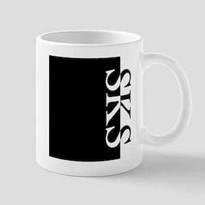 SKS Typography Mug