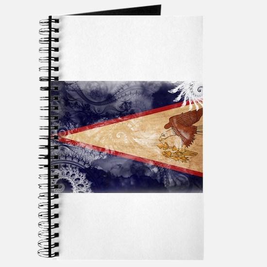 American Samoa Flag Journal