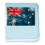 Australia Flag baby blanket