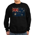 Australia Flag Sweatshirt (dark)