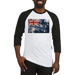 Australia Flag Baseball Jersey