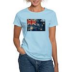Australia Flag Women's Light T-Shirt