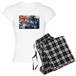 Australia Flag Women's Light Pajamas