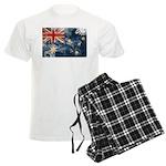 Australia Flag Men's Light Pajamas