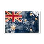 Australia Flag Car Magnet 20 x 12