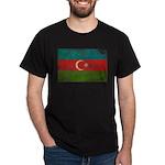 Azerbaijan Flag Dark T-Shirt