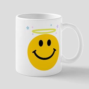 Angel Smiley Mug