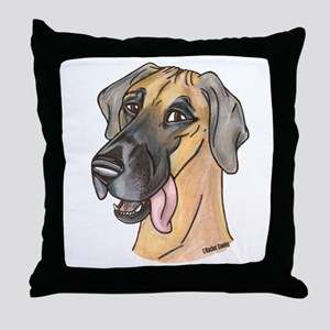 NF Sly Throw Pillow