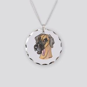 NF Sly Necklace Circle Charm