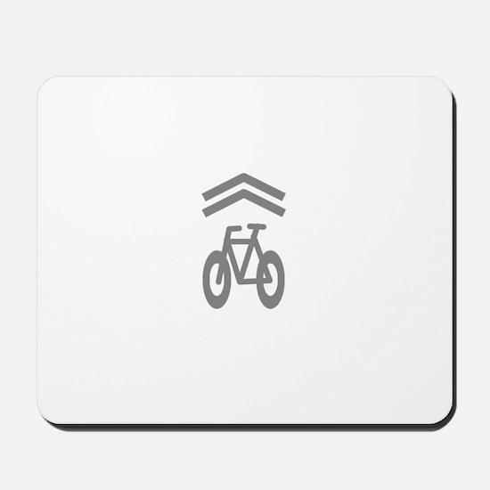 Bike Lane- Merchandise Mousepad