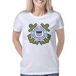 USCG Emblem official trans Women's Classic T-Shirt