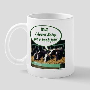 Boob Job Mug