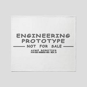 Prototype Rev. B Throw Blanket