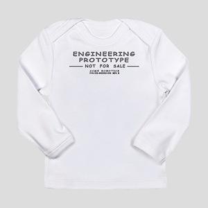 Prototype Rev. B Long Sleeve Infant T-Shirt