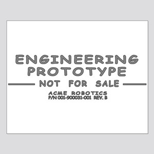 Prototype Rev. B Small Poster