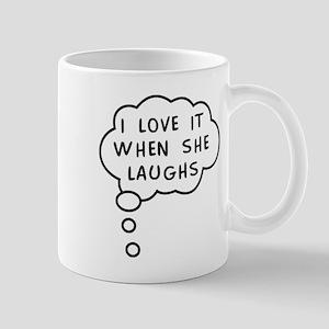 Mommy's Laugh Mug