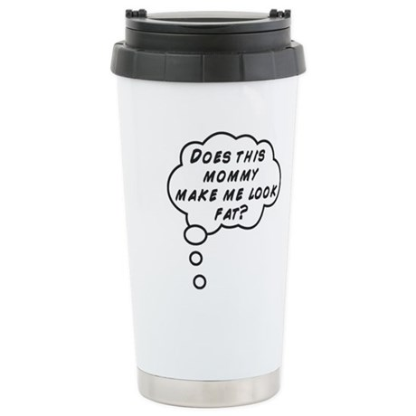 Baby Fat Stainless Steel Travel Mug